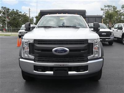 2018 F-450 Crew Cab DRW 4x2,  Stake Bed #8W4G8896 - photo 3