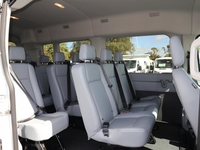 2018 Transit 350 Med Roof 4x2,  Passenger Wagon #8X2C9708 - photo 11