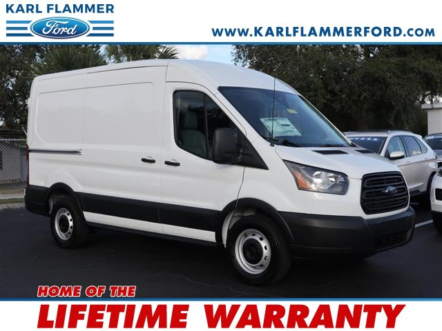 2019 Transit 150 Med Roof 4x2, Empty Cargo Van #9E1C0666 - photo 1