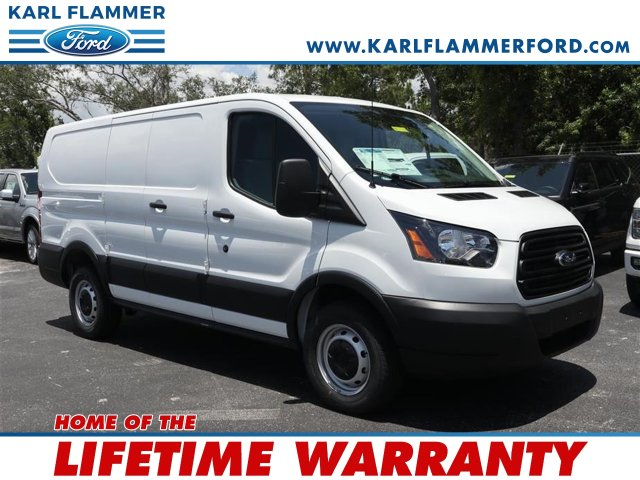 2019 Transit 250 Low Roof 4x2,  Empty Cargo Van #9R1Z1646 - photo 1
