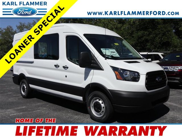 2019 Transit 250 Med Roof 4x2,  Empty Cargo Van #9R2C1447 - photo 1