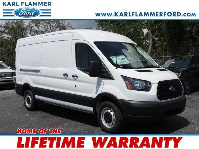 2019 Transit 250 Med Roof 4x2,  Empty Cargo Van #9R2C4099 - photo 1