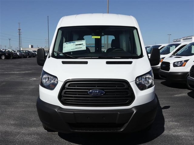2019 Transit 250 Med Roof 4x2,  Empty Cargo Van #9R2C4204 - photo 3