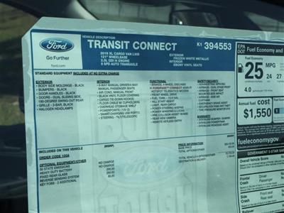 2019 Transit Connect 4x2,  Empty Cargo Van #9S7E4553 - photo 15