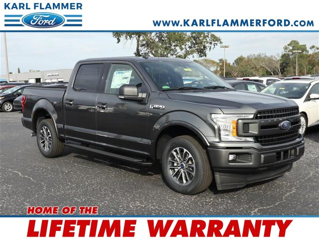 2019 F-150 SuperCrew Cab 4x2,  Pickup #9W1C0350 - photo 1