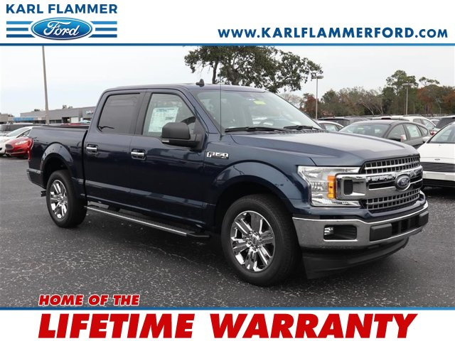 2019 F-150 SuperCrew Cab 4x2,  Pickup #9W1C7949 - photo 1
