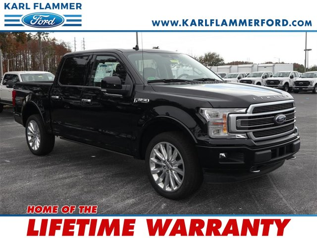 2019 F-150 SuperCrew Cab 4x4,  Pickup #9W1E0359 - photo 1