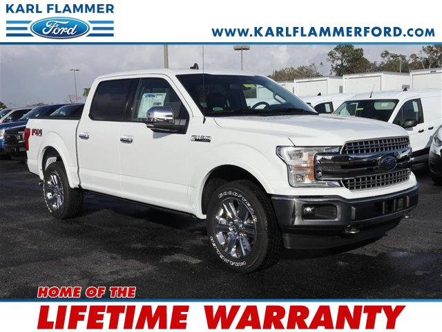 2019 F-150 SuperCrew Cab 4x4,  Pickup #9W1E0360 - photo 1