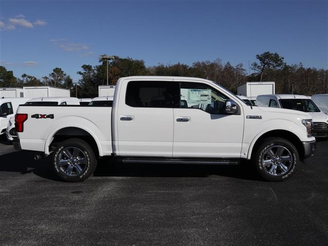 2019 F-150 SuperCrew Cab 4x4,  Pickup #9W1E0365 - photo 4