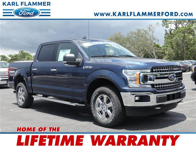 2019 F-150 SuperCrew Cab 4x4,  Pickup #9W1E0884 - photo 1