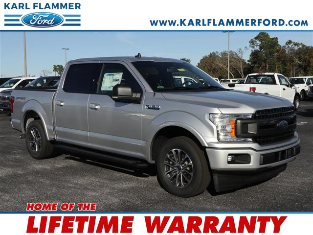 2019 F-150 SuperCrew Cab 4x4,  Pickup #9W1E3604 - photo 1