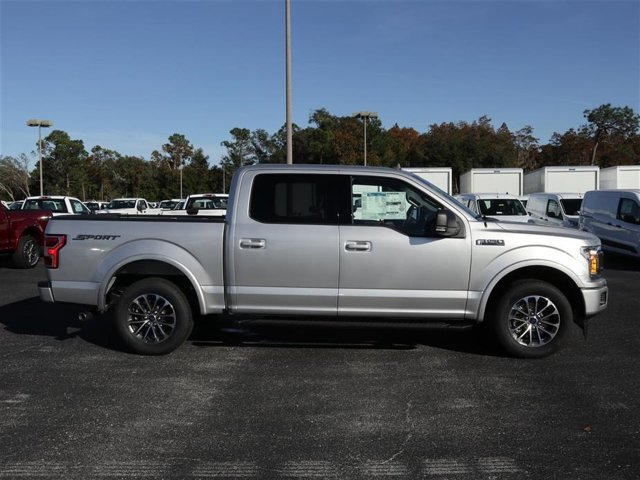 2019 F-150 SuperCrew Cab 4x4,  Pickup #9W1E3604 - photo 4
