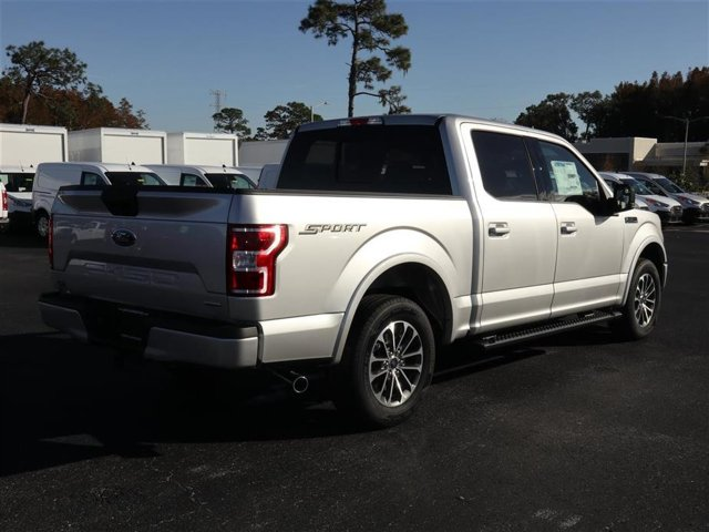 2019 F-150 SuperCrew Cab 4x4,  Pickup #9W1E3604 - photo 2
