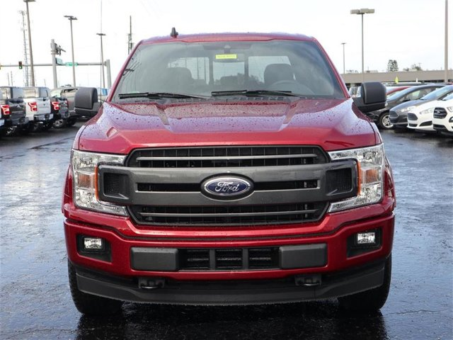 2019 F-150 SuperCrew Cab 4x4,  Pickup #9W1E8353 - photo 3