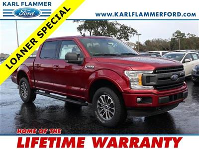 2019 F-150 SuperCrew Cab 4x4,  Pickup #9W1E8353 - photo 1