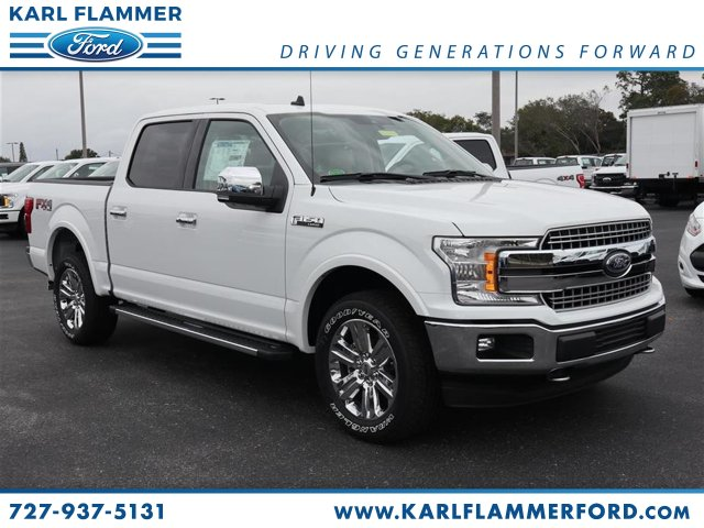 2019 F-150 SuperCrew Cab 4x4,  Pickup #9W1E8355 - photo 1