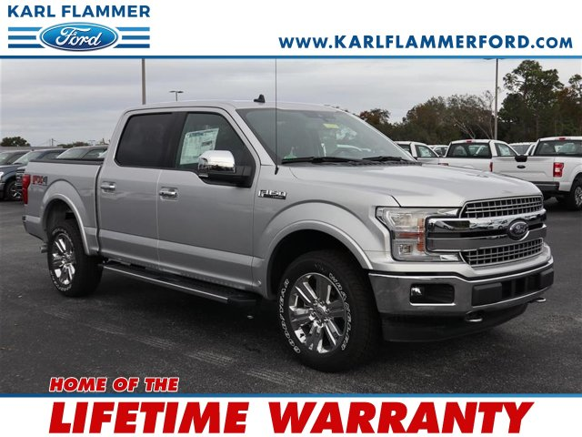 2019 F-150 SuperCrew Cab 4x4,  Pickup #9W1E8357 - photo 1