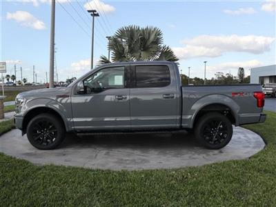2019 F-150 SuperCrew Cab 4x4,  Pickup #9W1E9428 - photo 4