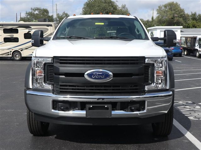 2019 F-450 Crew Cab DRW 4x2, Reading SL Service Body #9W4G2961 - photo 3