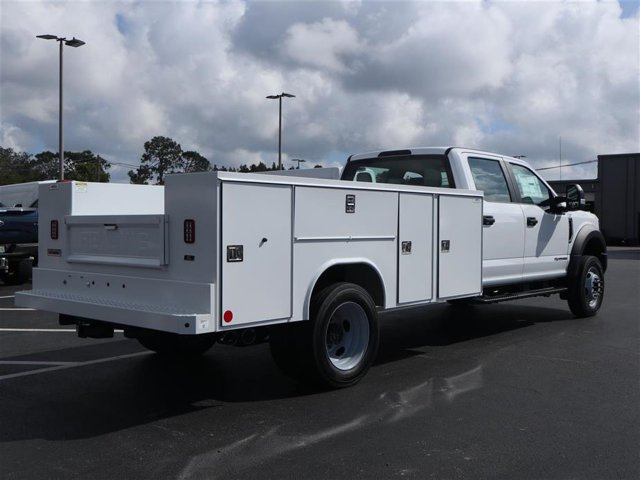 2019 F-450 Crew Cab DRW 4x2, Reading SL Service Body #9W4G2961 - photo 2