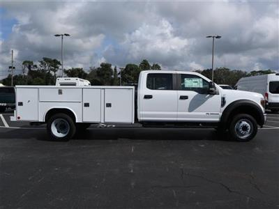 2019 F-450 Crew Cab DRW 4x2, Reading SL Service Body #9W4G2961 - photo 4