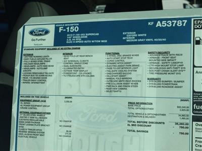 2019 F-150 Super Cab 4x2,  Pickup #9X1C3787 - photo 15