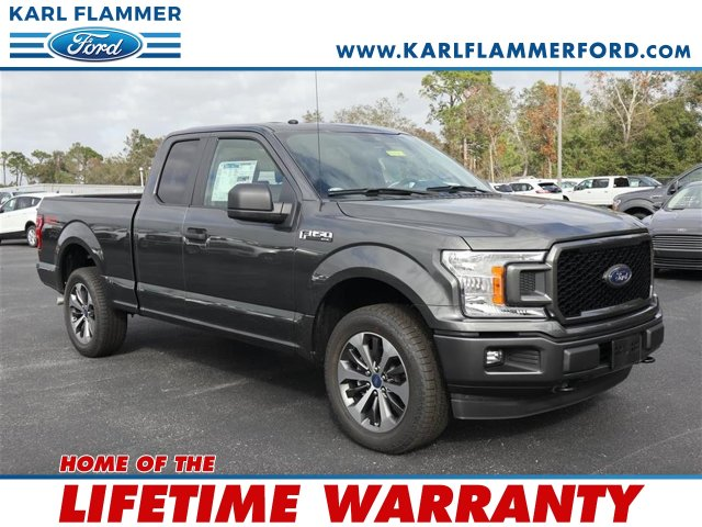 2019 F-150 Super Cab 4x4,  Pickup #9X1E7852 - photo 1