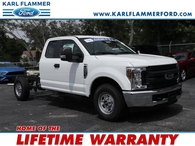 2019 F-250 Super Cab 4x2,  Cab Chassis #9X2A6355 - photo 1