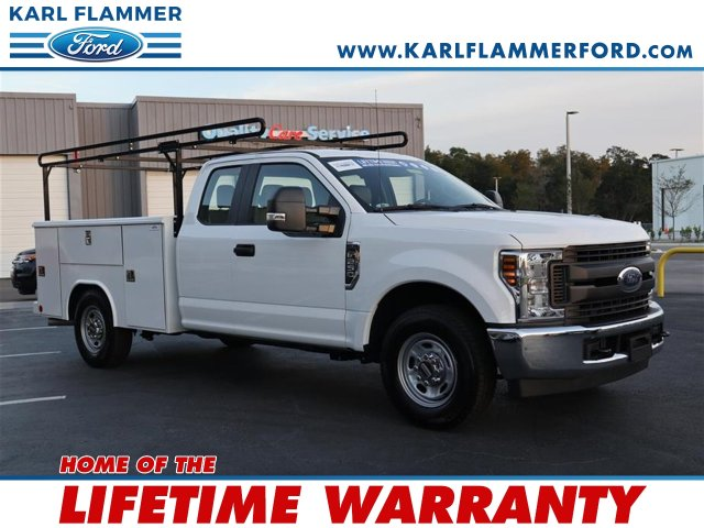 2019 F-250 Super Cab 4x2, Service Body #9X2A7875 - photo 1