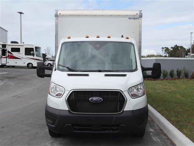 2020 Transit 350 HD DRW RWD, Rockport Cutaway Van #AU6P0382 - photo 3