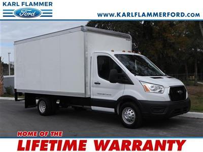 2020 Transit 350 HD DRW RWD, Rockport Cutaway Van #AU6P0382 - photo 1