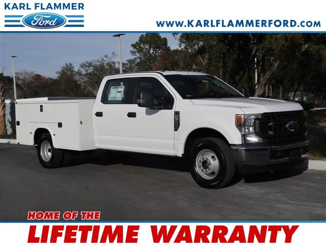 2020 F-350 Crew Cab DRW 4x2, Service Body #AW3G5882 - photo 1