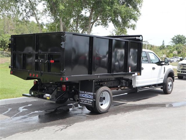 2020 F-450 Crew Cab DRW 4x2, Cab Chassis #AW4G4222 - photo 1