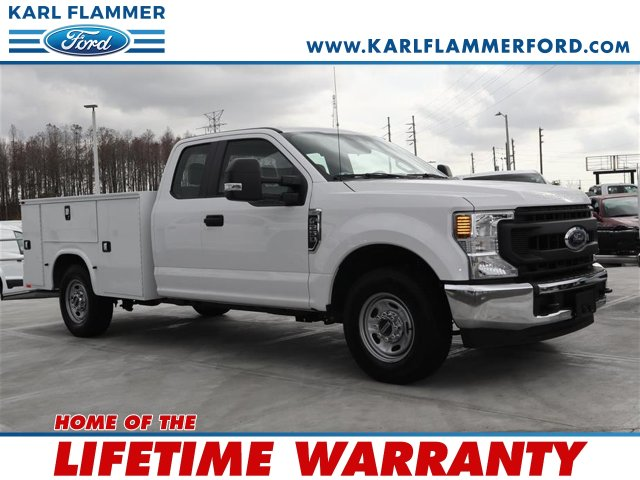 2020 F-250 Super Cab 4x2, Service Body #AX2A5649 - photo 1