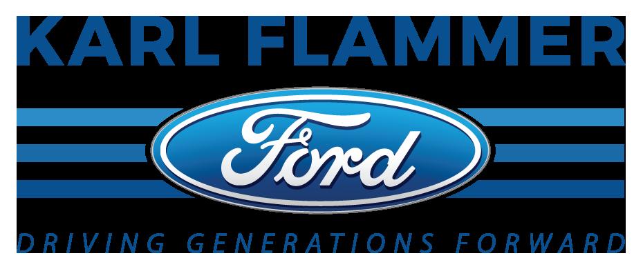 Karl Flammer Ford logo