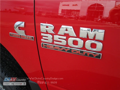 2017 Ram 3500 Crew Cab 4x4 Pickup #077194 - photo 7