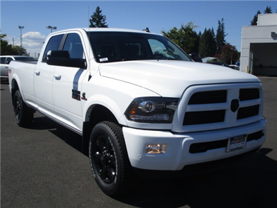 2017 Ram 2500 Crew Cab 4x4 Pickup #077284 - photo 2