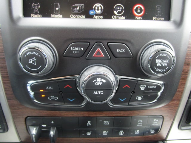 2017 Ram 1500 Crew Cab 4x4 Pickup #077319 - photo 28
