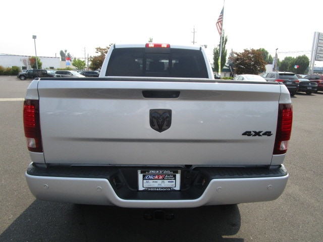2017 Ram 3500 Mega Cab 4x4 Pickup #077477 - photo 6