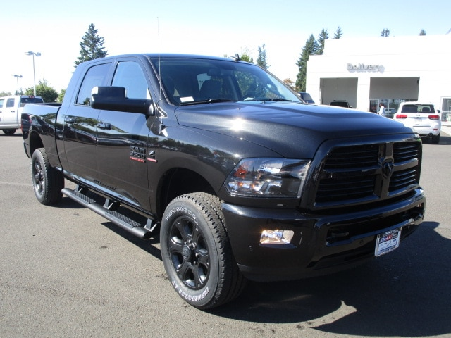 2017 Ram 3500 Mega Cab 4x4 Pickup #077491 - photo 2