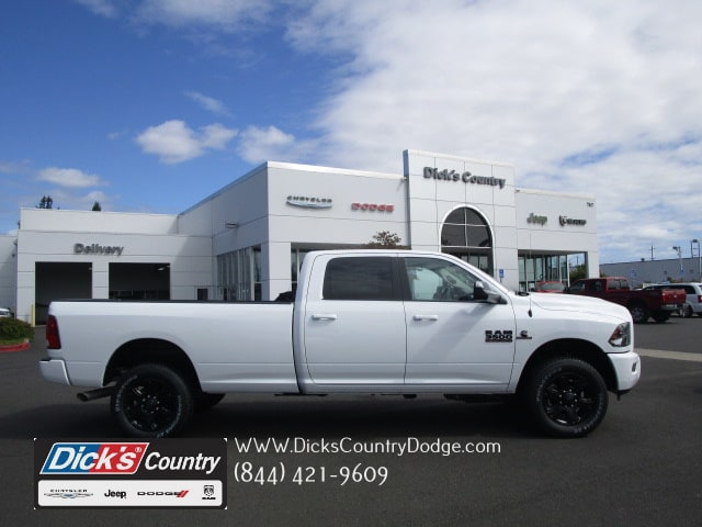 2017 Ram 3500 Crew Cab 4x4,  Pickup #077533 - photo 1