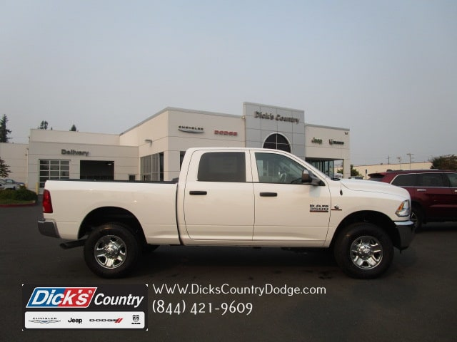 2017 Ram 3500 Crew Cab 4x4 Pickup #077550 - photo 1