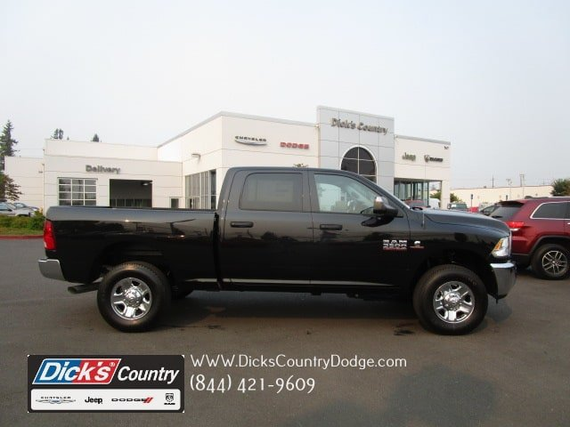 2017 Ram 3500 Crew Cab 4x4,  Pickup #077569 - photo 1
