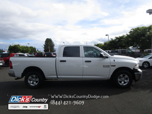 2017 Ram 1500 Crew Cab 4x4 Pickup #077633 - photo 1
