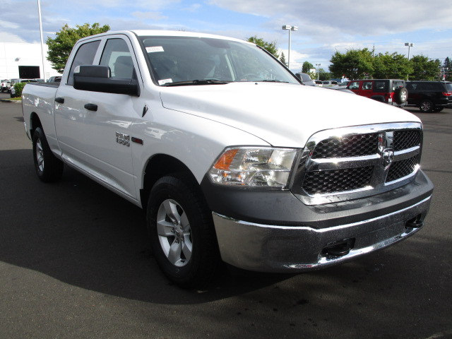 2017 Ram 1500 Crew Cab 4x4 Pickup #077633 - photo 2