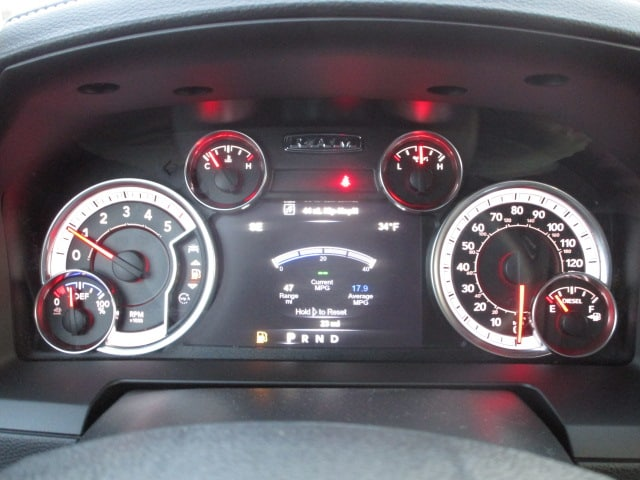 2017 Ram 1500 Crew Cab 4x4, Pickup #077679 - photo 25