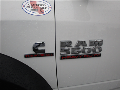 2017 Ram 5500 Regular Cab DRW 4x4, Contractor Body #077735 - photo 11