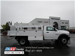 2017 Ram 5500 Regular Cab DRW 4x4, Contractor Body #077735 - photo 1