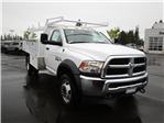 2017 Ram 5500 Regular Cab DRW 4x4, Contractor Body #077735 - photo 2