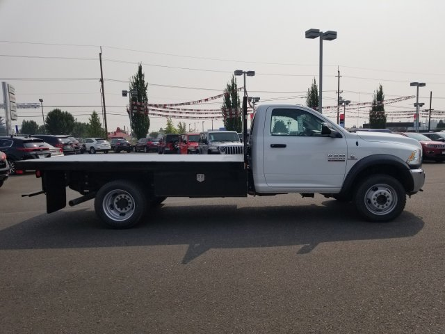 2017 Ram 4500 Regular Cab DRW 4x4,  Harbor Platform Body #077800 - photo 3